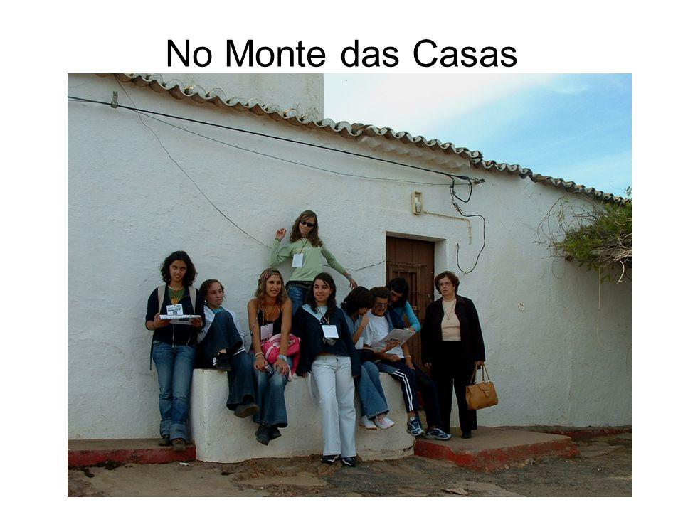 No Monte das Casas