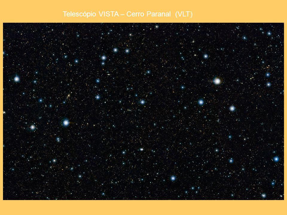 Telescópio VISTA – Cerro Paranal (VLT)