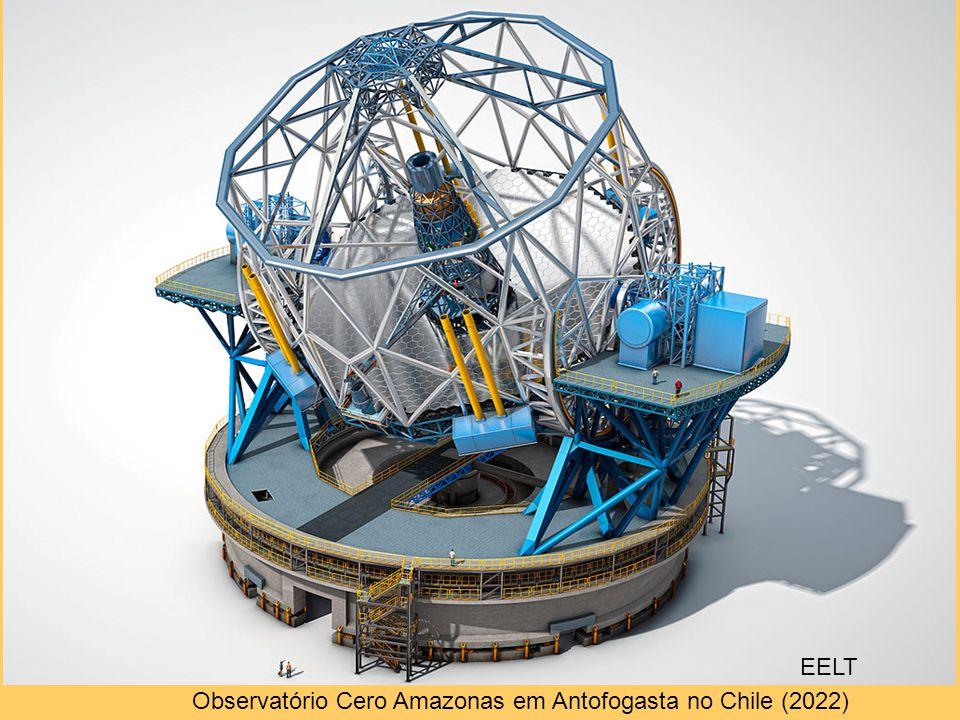 EELT Observatório Cero Amazonas em Antofogasta no Chile (2022)