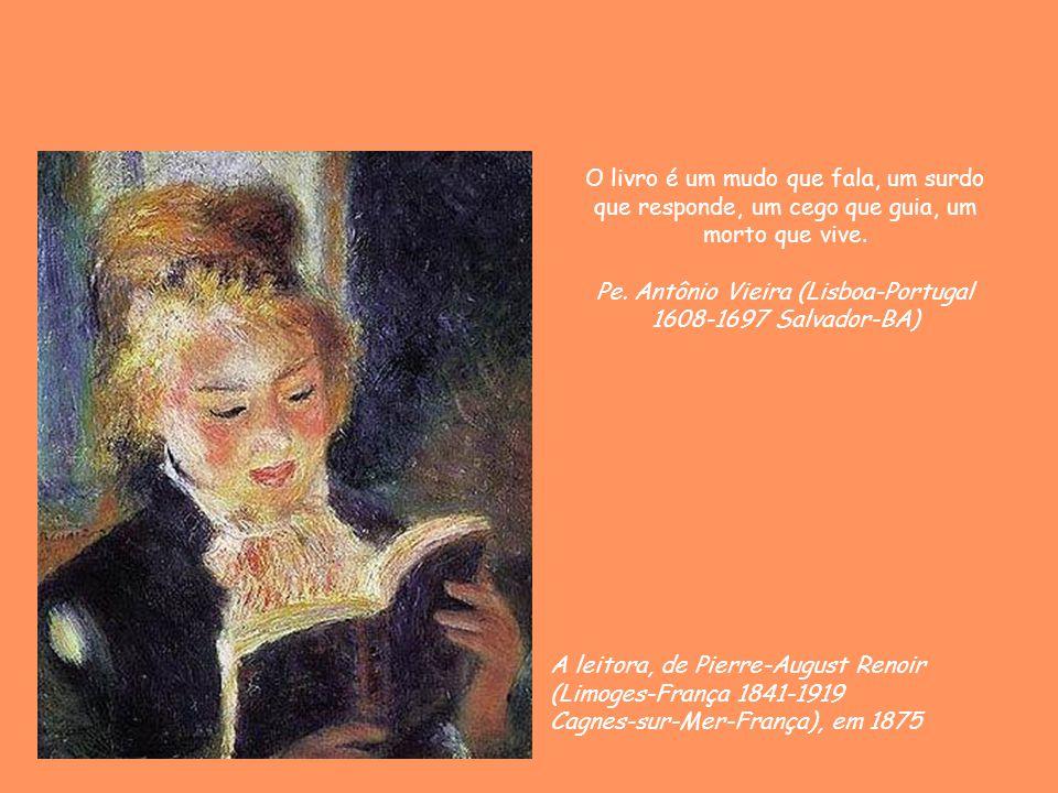 Estremeço se dizem bem. Tal página de Fialho, tal página de Chateaubriand fazem formigar toda a minha vida em todas as veias... Bernardo Soares, um do
