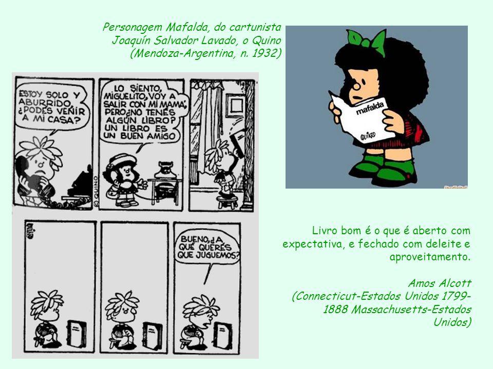 Ilustração de Lorenzo Mattotti (Brescia-Itália, n. 1954) A leitura é uma fonte inesgotável de prazer, mas, por incrível que pareça, a quase totalidade