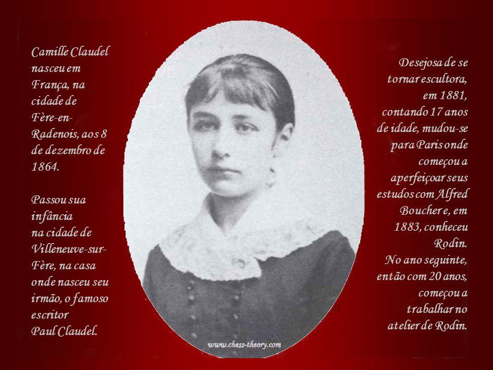 Qui a peur de Camille Claudel ? Quem tem medo de Camille Claudel ? Compilação, interpretação e formatação por Delza Fundo musical Debussy – La plus qu