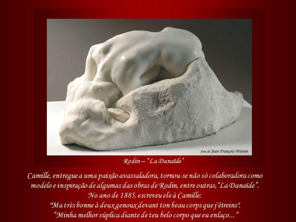 Bourgeois de Calais – Rodin, com colaboração de Camille Claudel Monumento que evoca um episódio da Guerra dos Cem Anos, em que 6 cidadãos de Calais vo