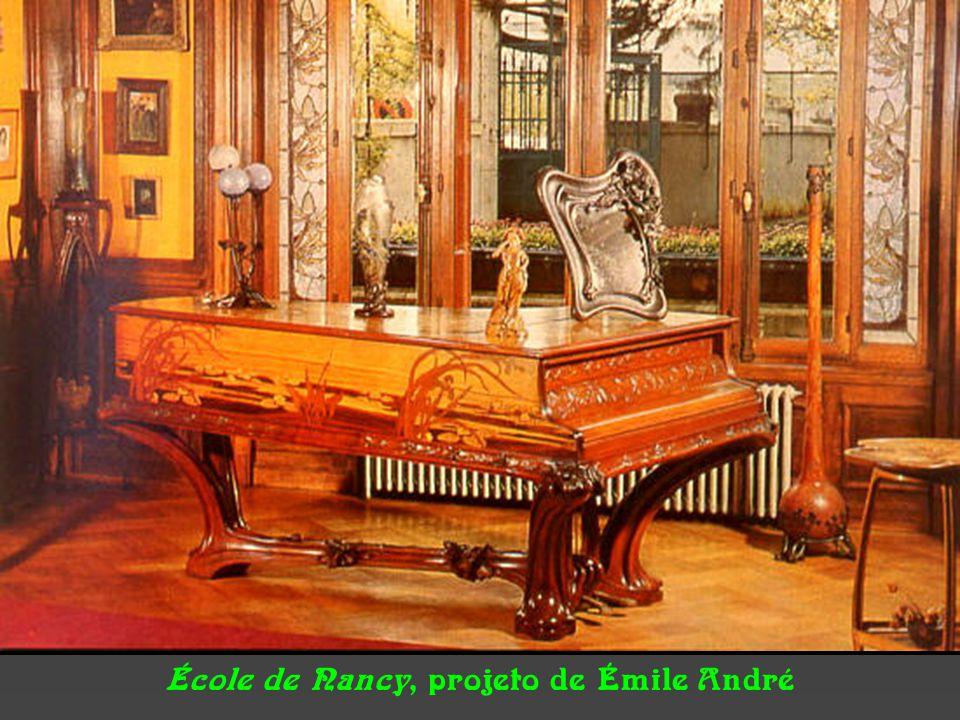 Interior do Grand Palais, Paris