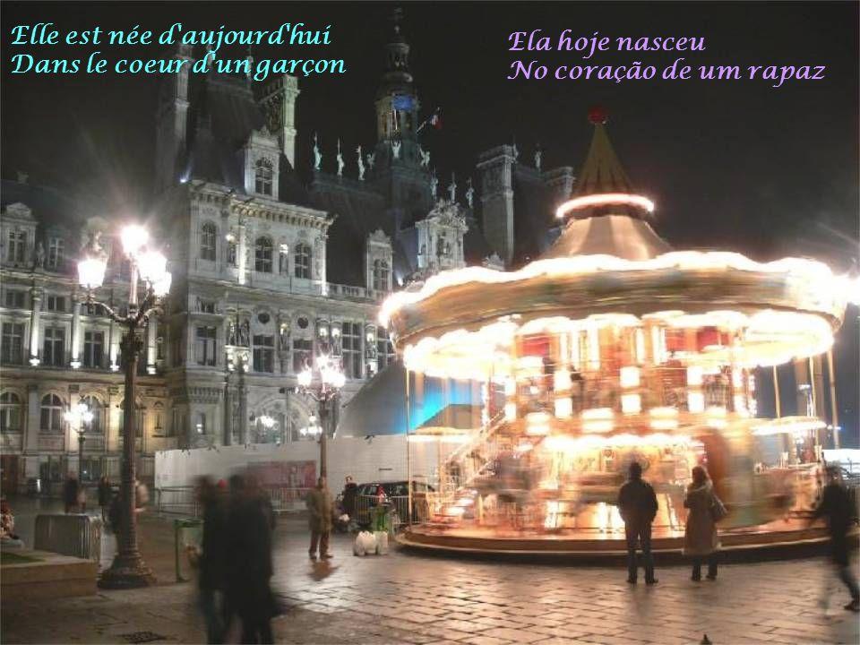 Sous le ciel de Paris S'envole une chanson Hum Sob o céu de Paris Se evola uma canção Hum