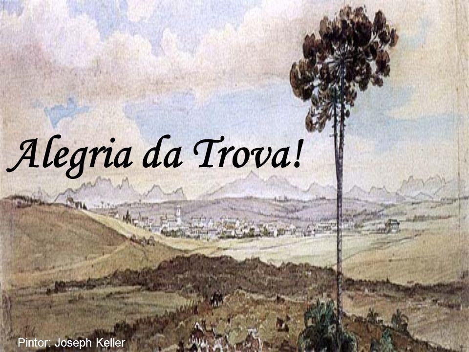 Curitiba é só beleza, carinho, amor, tradição, sacrossanta natureza, é flor vivaz da paixão.