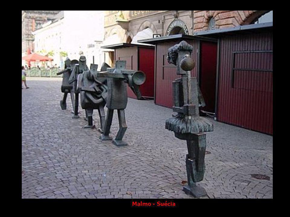 Malmo - Suécia