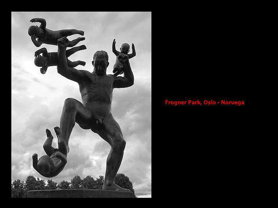 Frogner Park, Oslo - Noruega