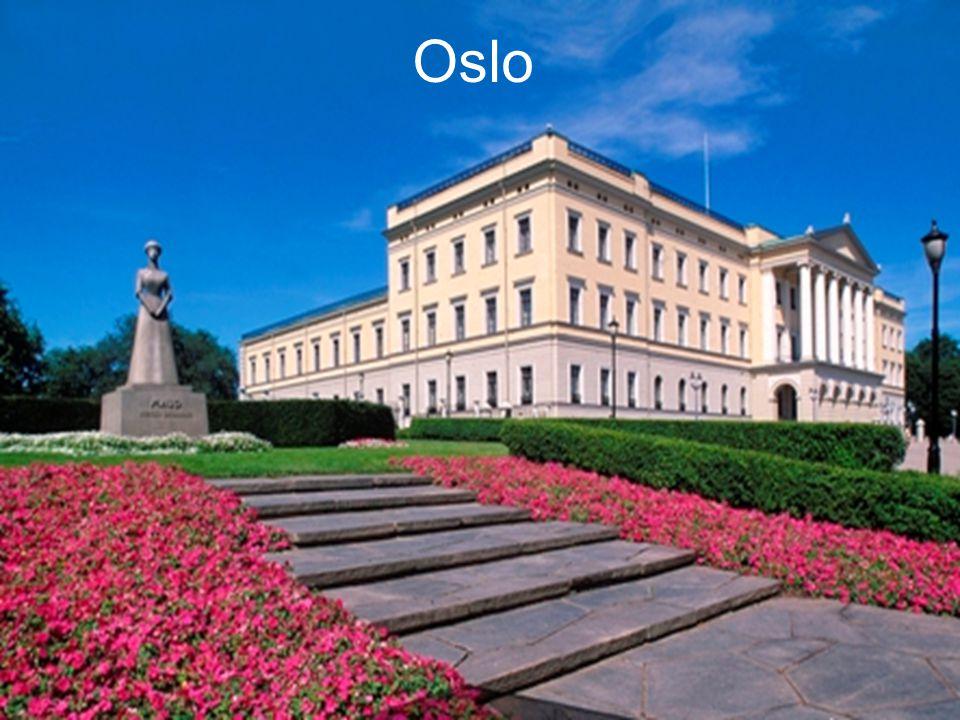 Oslo, capital da Noruega, foi fundada muito tempo depois da era viking. Com mais de 900 anos de história, a cidade foi construída na cabeceira de um f