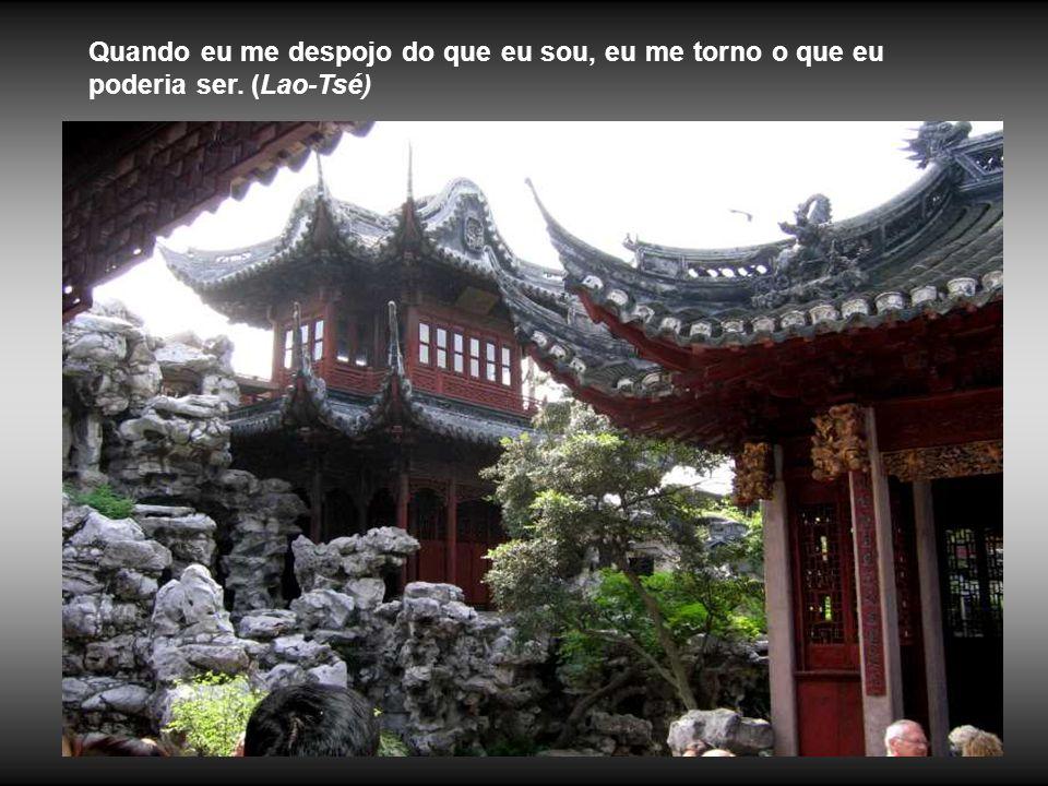 A libertação do desejo conduz à paz interior. (Lao-Tisé)