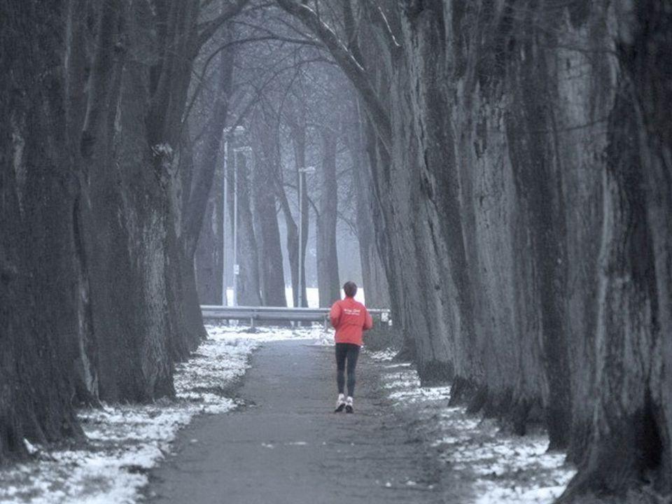 Que importa como te sentes? Levanta- te, veste-te e participa. A vida não está decorada com uma fita, mas, ainda assim, é um presente.