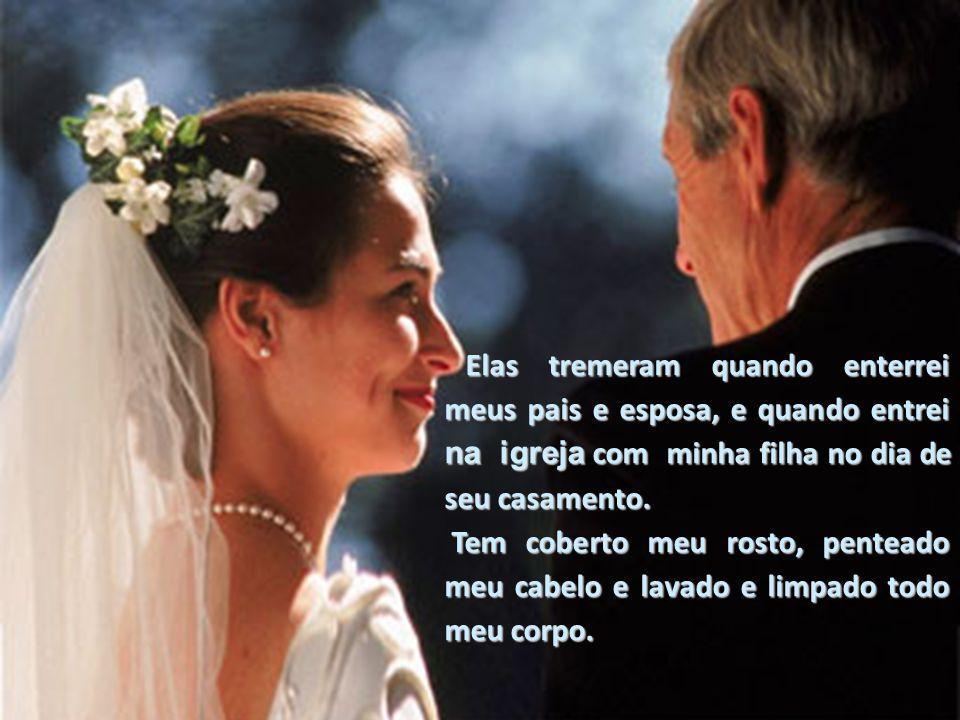 Decoradas com uma aliança, mostraram ao mundo que estava casado e que amava alguém muito especial.