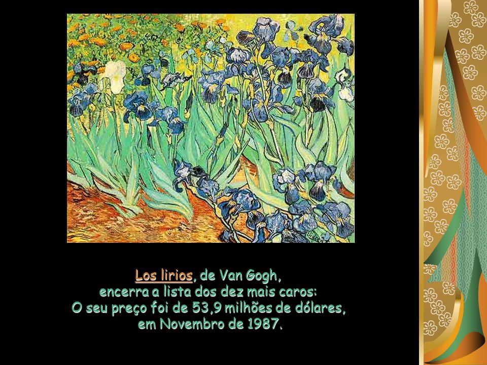 Mujer con los brazos cruzados, de Picasso, é o nono quadro mais caro da história. Em Novembro de 2000 custou 55 milhões de dólares.