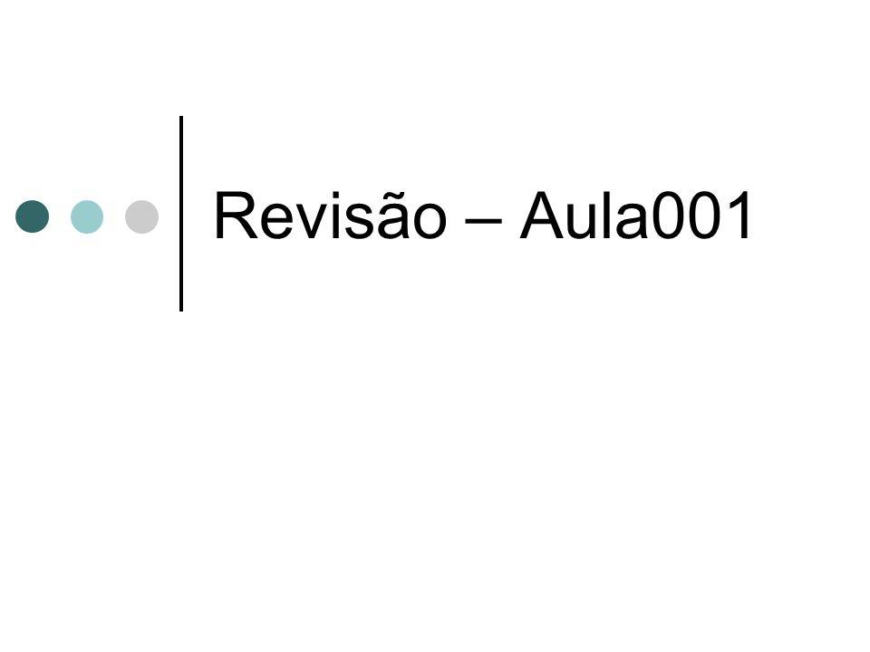 Conceitos Gerais VB.NET Comando For Each Utilizado para percorrer coleções Dim al As New ArrayList() al.Add(1) al.Add(2) al.Add(3) For Each item As Integer In al If (Condicao) Then End If Next