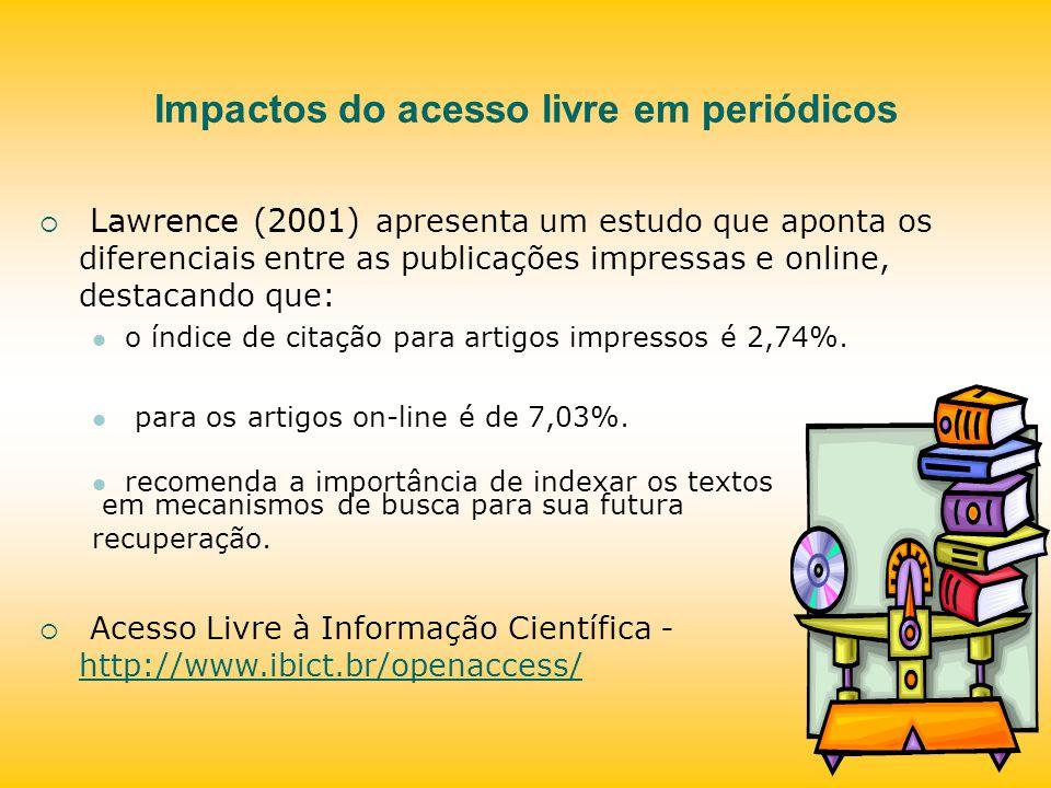 Repositórios digitais BDTD (Base de Dados de Teses e Dissertações – IBICT) - http://bdtd.ibict.br/bdtd/ NDLTD (Networked Digital Library of Theses and Dissertations) - http://hercules.vtls.com/cgi-bin/ndltd/chameleon http://hercules.vtls.com/cgi-bin/ndltd/chameleon SCIELO (Scientific Electronic Library Online)- http://www.scielo.br PKP (Public Knowledge Project) - http://pkp.sfu.ca/http://pkp.sfu.ca/ OAISTER – http://www.oaister.orghttp://www.oaister.org DOAJ (Directory of Open Access Journals)- http://www.doaj.orghttp://www.doaj.org Teses e dissertações Wikiversity http://en.wikiversity.org/wiki/Wikiversity:Main_Page http://en.wikiversity.org/wiki/Wikiversity:Main_Page Wikibooks - http://en.wikibooks.org/wiki/Main_PageWikibookshttp://en.wikibooks.org/wiki/Main_Page