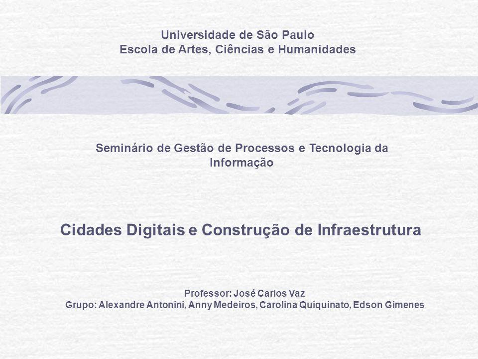Novos Projetos (estados) Paraná - Projeto de Estado Digital, atua em várias frentes de inclusão digital – implantação de Infovia em 2009.