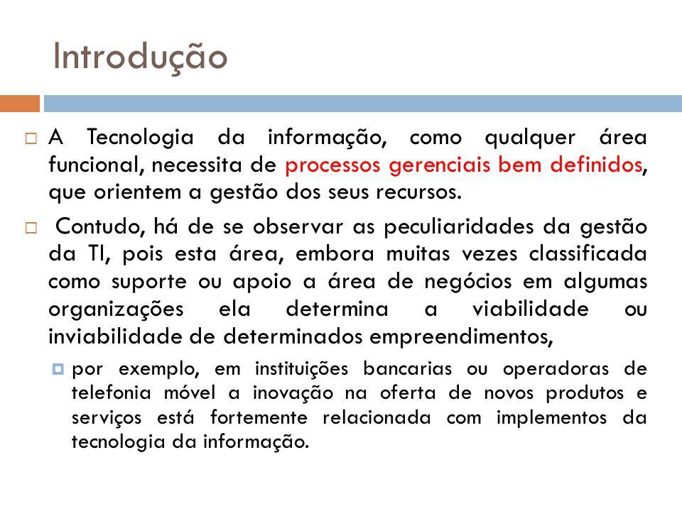 COBIT – Domínios e Processos Entrega e Suporte – Possui 13 processos descritos, trata da logística de produtos e serviços da área de informática em relação aos seus usuários: I.