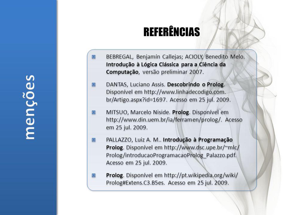 BEBREGAL, Benjamín Callejas; ACIOLY, Benedito Melo.