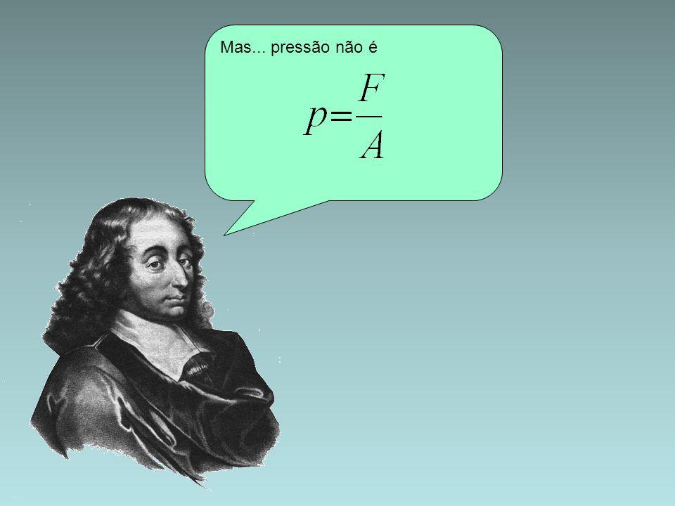 B A < 0 A B > 0...e se a pressão também variar? = Área p V A B