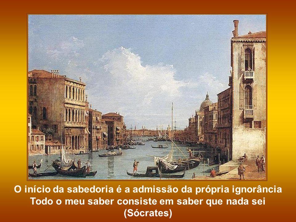Pintor de Veneza, conhecido como Canaletto, foi considerado o maior pintor paisagista do século XVIII. Os detalhes topográficos de seus trabalhos são