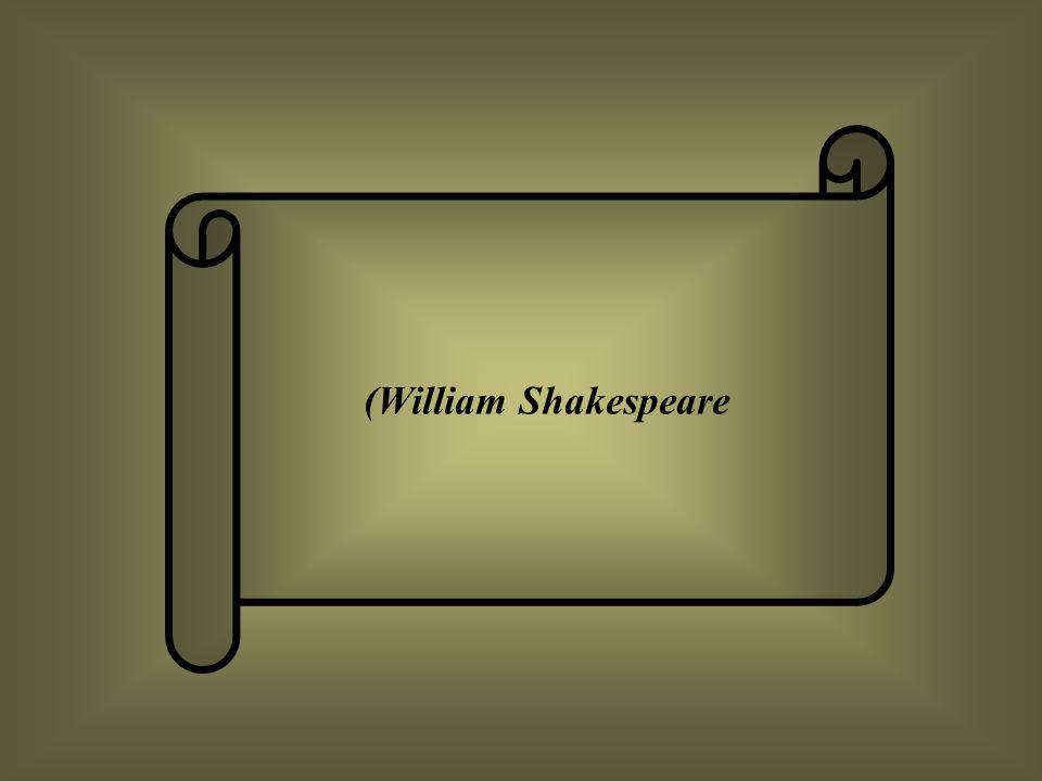 (William Shakespeare Colacio.j
