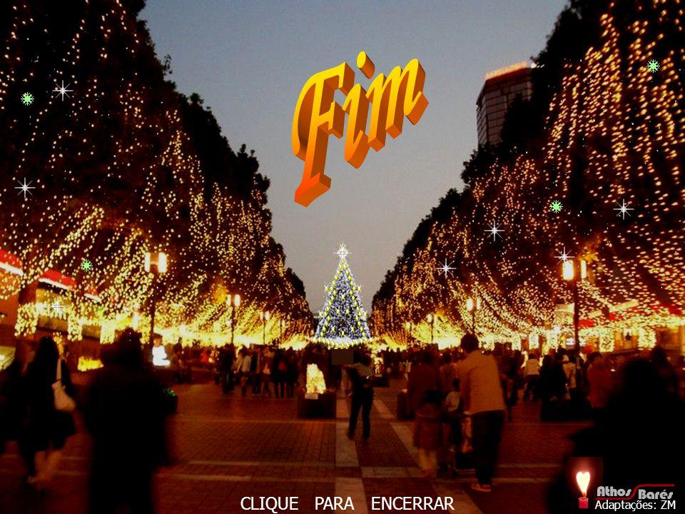 Nota: Adeste Fidelis é uma das mais populares canções natalinas de todos os tempos e a autoria da letra e da música é disputada por muitos países.