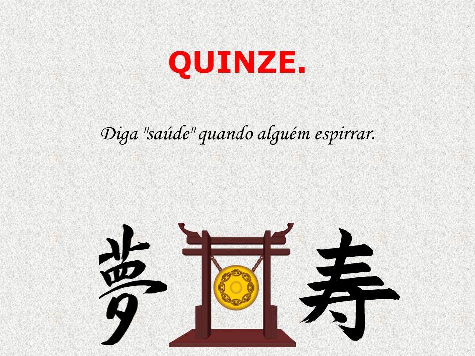 QUINZE. Diga