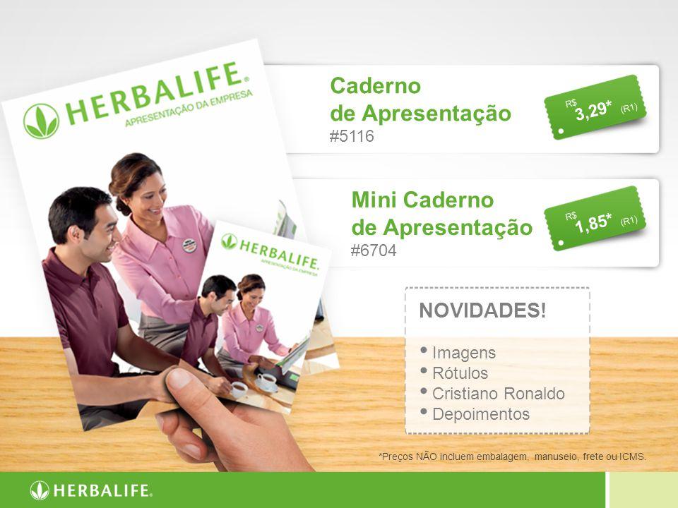 NOVIDADES! Imagens Rótulos Cristiano Ronaldo Depoimentos Caderno de Apresentação #5116 Mini Caderno de Apresentação #6704 3,29* R$ (R1) 1,85* R$ (R1)