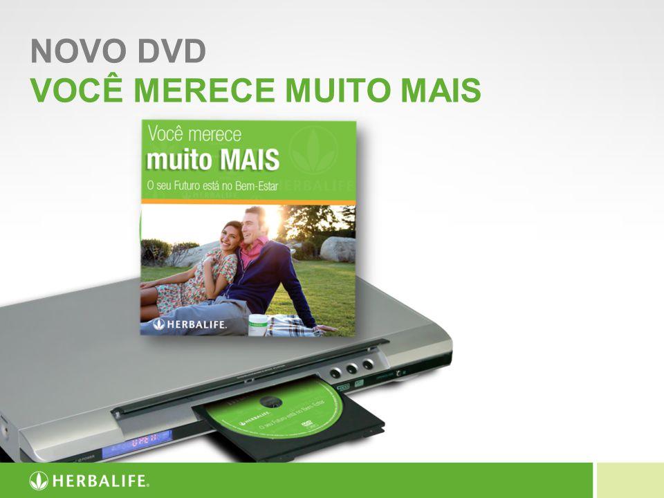 VOCÊ MERECE MUITO MAIS NOVO DVD
