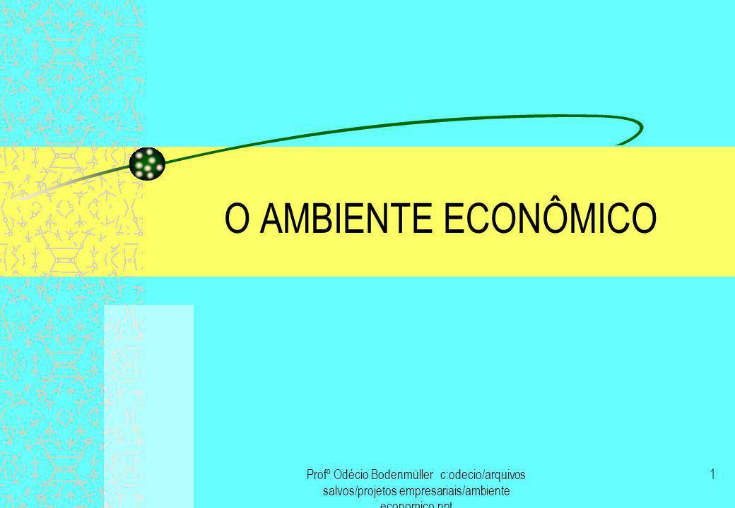 Profº Odécio Bodenmüller c:odecio/arquivos salvos/projetos empresariais/ambiente economico.ppt 2 O Ambiente Econômico PROJETO DE INVESTIMENTO UM PROJETO DE INVESTIMENTO É UM CONJUNTO SISTEMÁTICO DE INFORMAÇÕES QUE SERVE DE BASE PARA A TOMADA DE DECISÃO RELATIVA À ALOCAÇÃO DE RECURSOS O PROJETO DÁ FORMA À IDÉIA DE EXECUTAR OU REALIZAR ALGO, NO FUTURO, PARA ATENDER A NECESSIDADES OU APROVEITAR OPORTUNIDADES PROJETO DE INVESTIMENTO UM PROJETO DE INVESTIMENTO É UM CONJUNTO SISTEMÁTICO DE INFORMAÇÕES QUE SERVE DE BASE PARA A TOMADA DE DECISÃO RELATIVA À ALOCAÇÃO DE RECURSOS O PROJETO DÁ FORMA À IDÉIA DE EXECUTAR OU REALIZAR ALGO, NO FUTURO, PARA ATENDER A NECESSIDADES OU APROVEITAR OPORTUNIDADES PROJETO DE INVESTIMENTO UM PROJETO DE INVESTIMENTO É UM CONJUNTO SISTEMÁTICO DE INFORMAÇÕES QUE SERVE DE BASE PARA A TOMADA DE DECISÃO RELATIVA À ALOCAÇÃO DE RECURSOS O PROJETO DÁ FORMA À IDÉIA DE EXECUTAR OU REALIZAR ALGO, NO FUTURO, PARA ATENDER A NECESSIDADES OU APROVEITAR OPORTUNIDADES