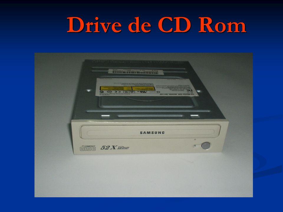 Drive de CD Rom