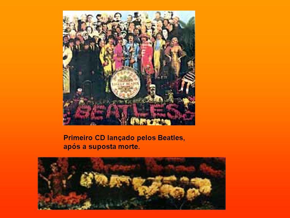 Capa do CD Abbey Road