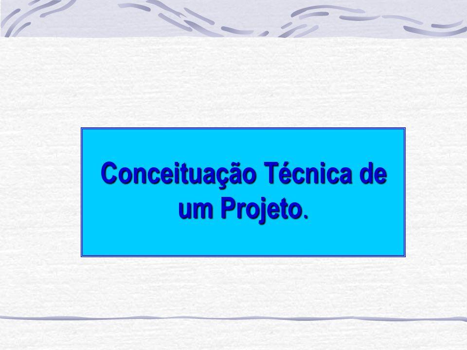 Conceituação Técnica de um Projeto.