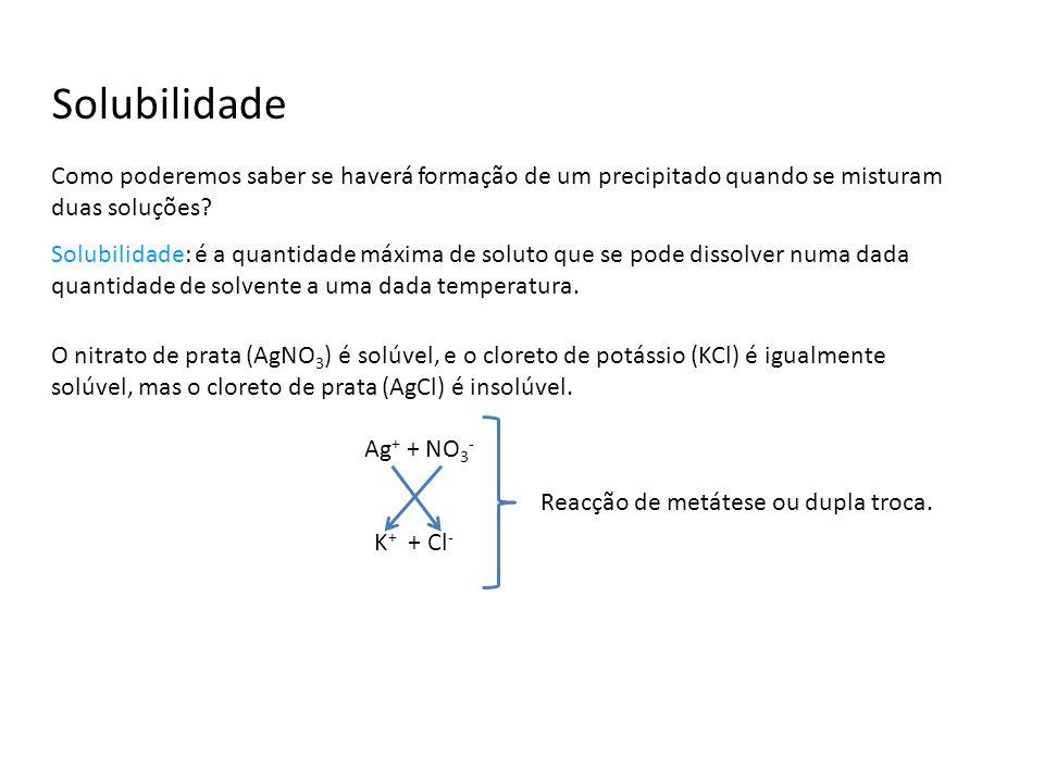 Exercício 7.Qual a molaridade de uma solução que contem 0.435g de KMnO 4 em 250 mL de solução.