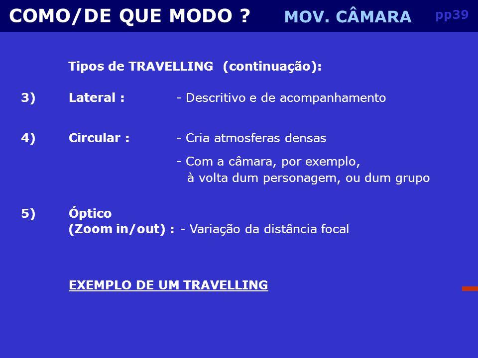 pp38 COMO/DE QUE MODO .MOV.