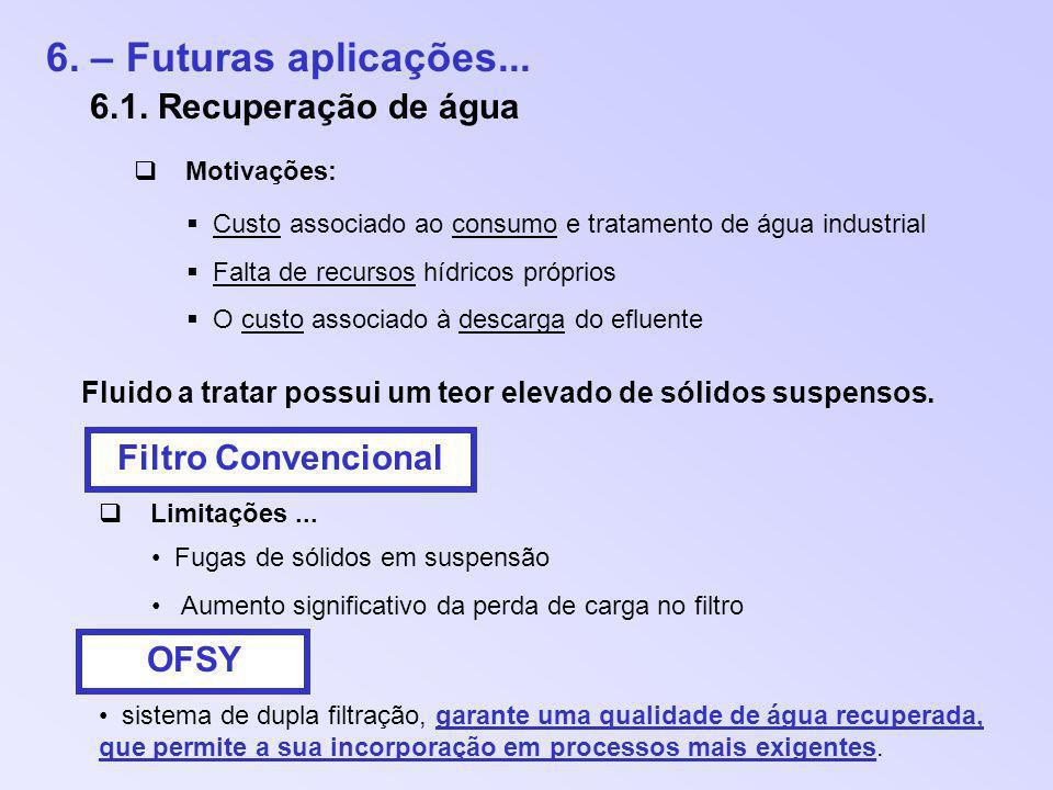 6.– Futuras aplicações... 6.1.