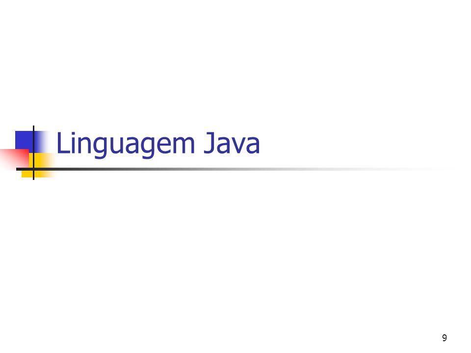 9 Linguagem Java