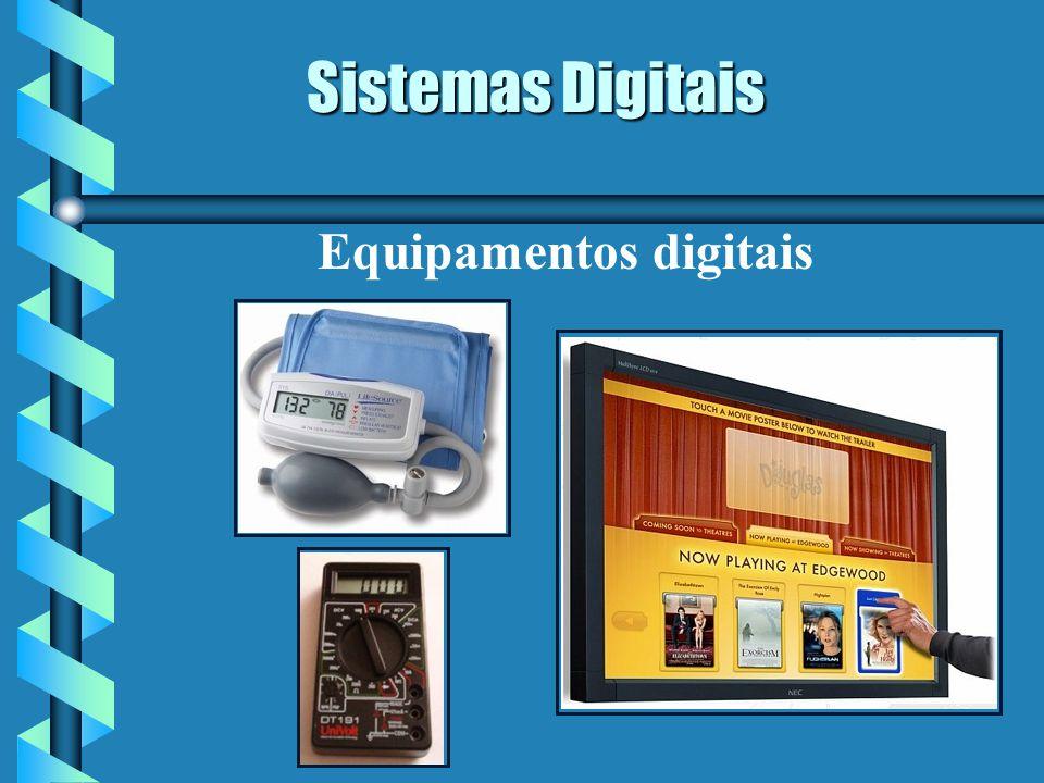 Sistemas Digitais Equipamentos digitais