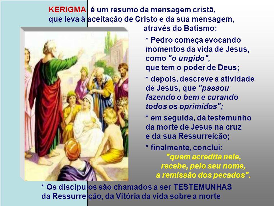 A Igreja celebra hoje com alegria a Vitória da Vida sobre a morte, com a RESSUREIÇÃO de Cristo.