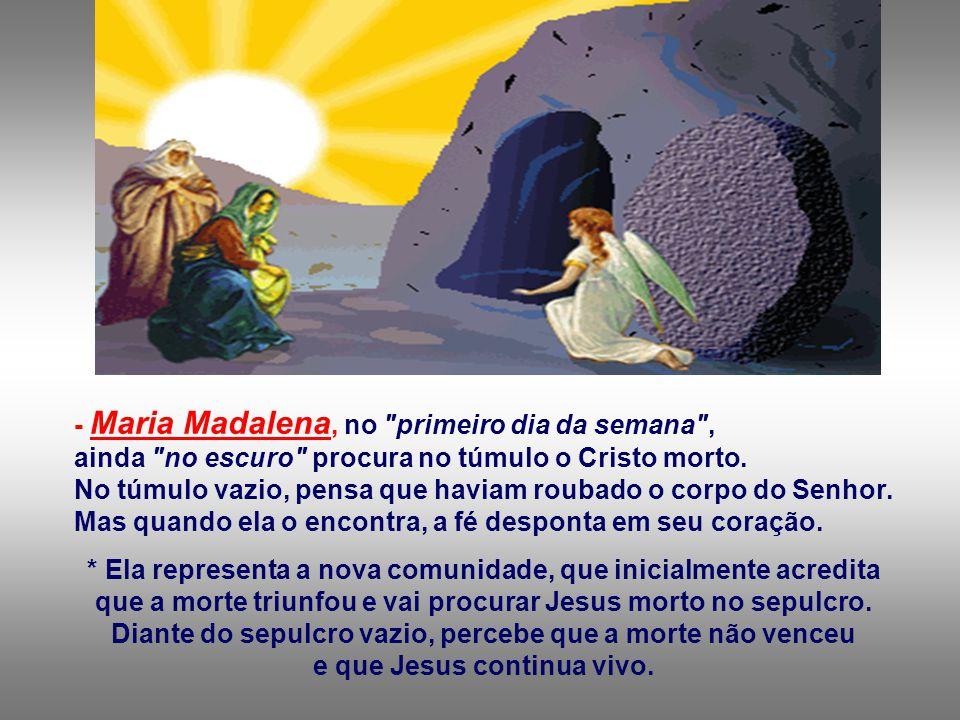 Na 2ª Leitura, temos o testemunho de São Paulo. O Batismo nos introduz na comunhão com Cristo Ressuscitado. * Nossa vida deve ser uma caminhada coeren