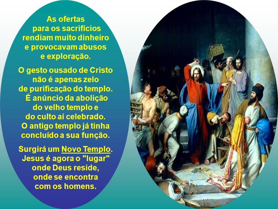 Na 2ª Leitura, São Paulo sugere uma conversão à lógica de Deus.