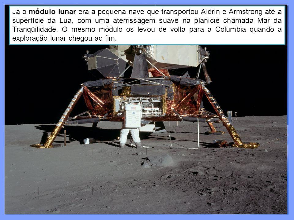 Seis missões tripuladas chegaram à Lua, entre 1969 e 1972.