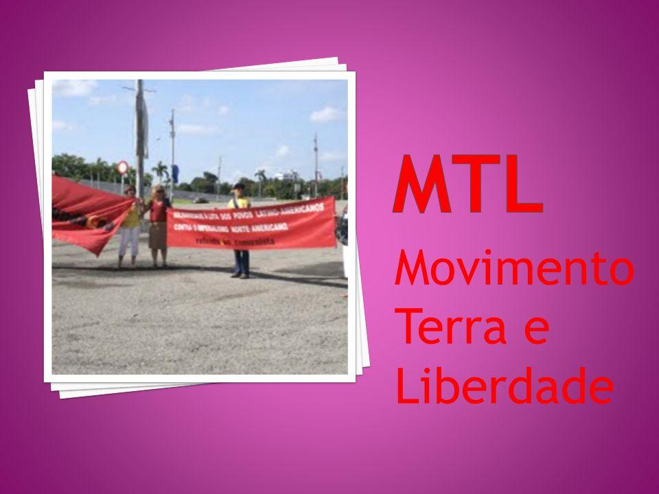 Movimento Terra e Liberdade