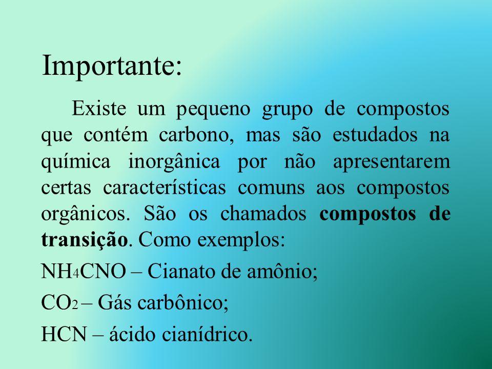 O carbono, que é um elemento de descoberta pré-histórica e se encontra extensamente distribuído na natureza, constitui a base da química orgânica. Atu