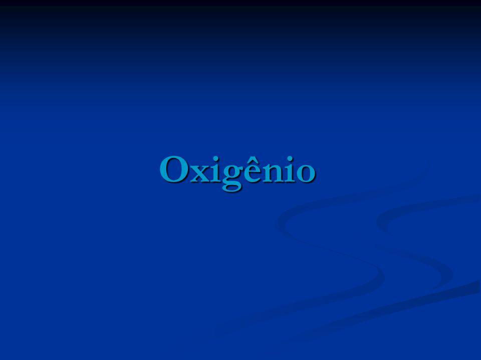 O Ciclo do Oxigênio No ecossistema, o elemento oxigênio captado pelos seres vivos provém de três fontes principais: gás oxigênio (O2), gás carbônico (CO2) e água (H2O).