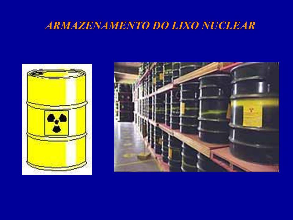 É a divisão de um núcleo em dois núcleos menores, com a liberação de uma quantidade de energia muito grande Uma fissão nuclear importante é reação que explica o princípio de funcionamento da bomba atômica U Kr n Ba ++ 92 235 56 140 36 93 0 1 n+ 0 1 3