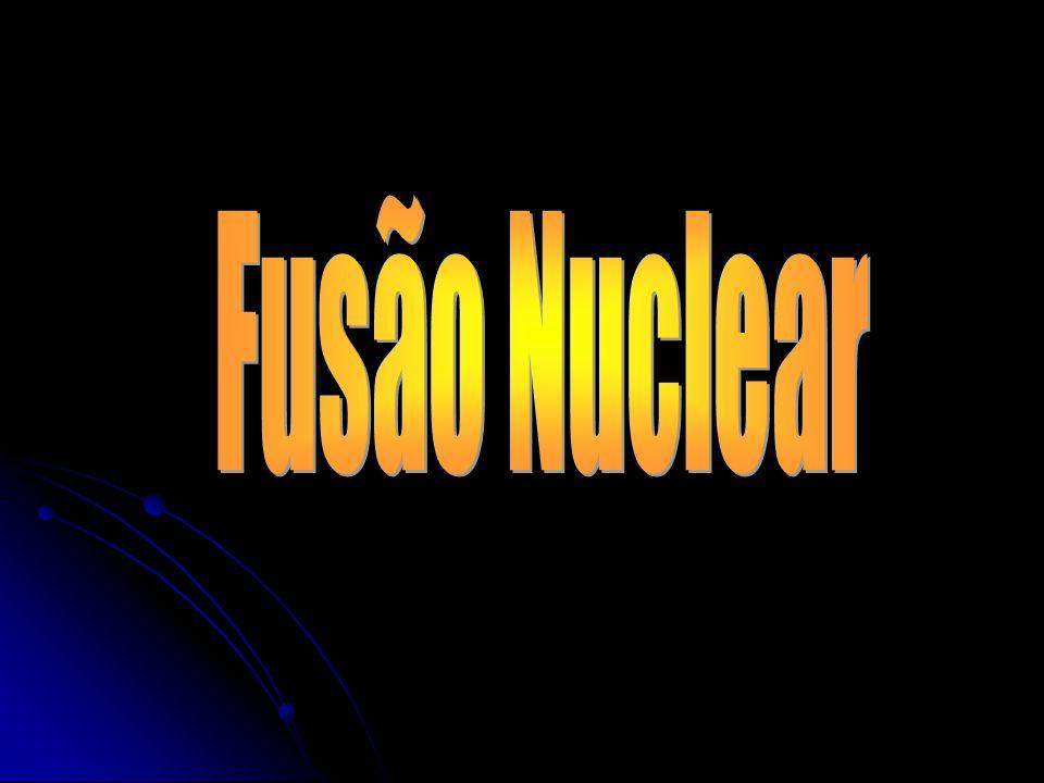 Índice Uma breve introdução; Uma breve introdução; Fusão Nuclear x Fissão Nuclear; Fusão Nuclear x Fissão Nuclear; O que a fusão pode representar; O que a fusão pode representar; Conclusão; Conclusão; Referências; Referências;