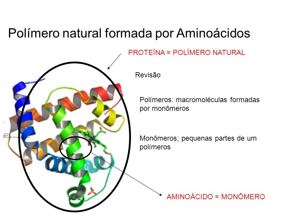 REVISÃO PROTEÍNAS BIOQUIMICA