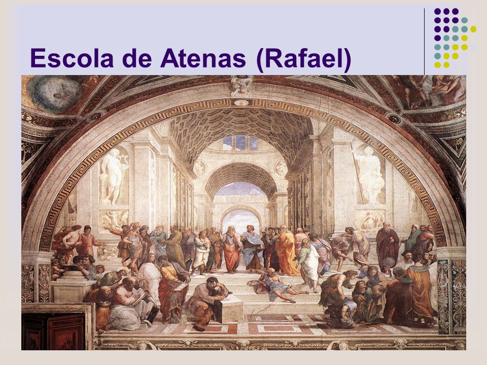 Escola de Atenas (Rafael)
