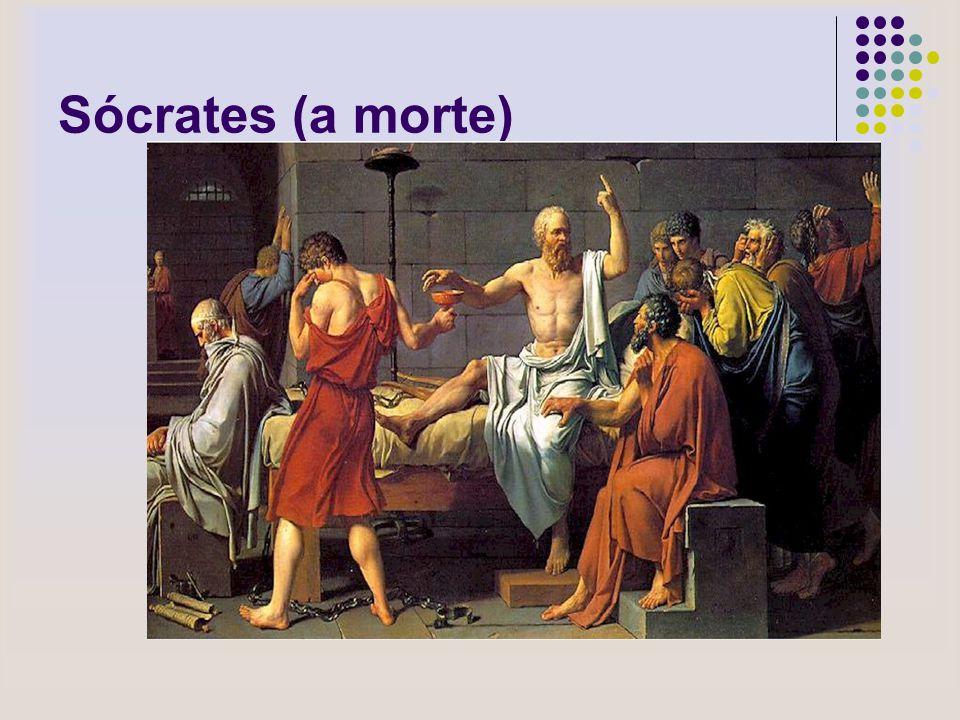 Sócrates (a morte)